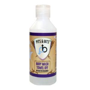 Pits & Bits® Towel Off® Body Wash 200ml